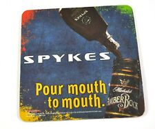 Michelob Amber Bock Spykes USA Beer Bier Bierdeckel Untersetzer Coaster