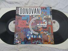 Donovan Doble Lp Conjunto Colores Prt/Pyl 7004... 33rp
