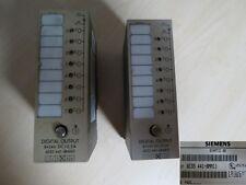 Siemens Simatic S5 Digital Output 6ES5 441-8MA11 E-Stand 04    10-1  #1911