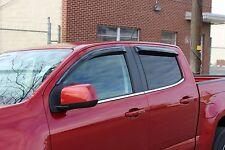 2000 - 2005 Ford Excursion Slim Tape-on Vent Visors