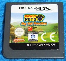 Nintendo DS Game - Pawly Pets: My Vet Practice