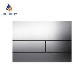 TECE SQUARE chrom glänzend Betätigungsplatte Stahlbetätigungsplatte 9240831