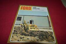 Ford Tractor 3400 Tractor 750 Backhoe 730 Loader Dealer's Brochure AMIL15