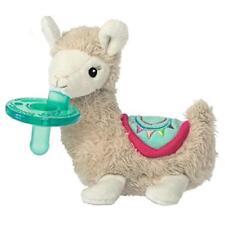 Mary Meyer WubbaNub Infant Pacifier ~ Lily Llama