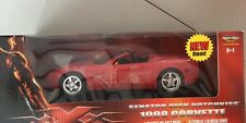 American Muscle ERTL XXX Movie Senator Hotchkiss 1998 Corvette 1/18 Diecast NIB