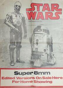 Star Wars Poster - Super 8mm