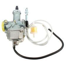 Carburetor Carb + Throttle Cable For Honda ATC185 ATC185S ATC200 ATC200S ATC200X