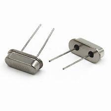 10pcs New 3.579MHz 3.579M Hz Crystal Oscillator HC-49S