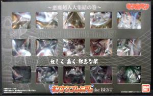 BANDAI Kinnikuman Kinkeshi Premium the BEST Devil Superman are all gathering New