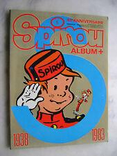 Spirou album + n° 5 - 45e anniversaire 1938-1983