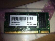 HP Compaq 268043-001 256mb RAM PC2700S-25330 DDR333
