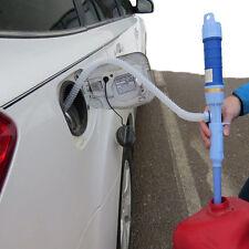 Electric Battery Syphon Powered Pump Diesel Water Gas Siphon Pump Hose Decent