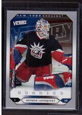 HENRIK LUNDQVIST 05/06 Upper Deck Victory Rookie RC #288 *Hot* Cards Rangers
