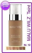 """Malu Wilz """"Teint"""" Velvet Touch Foundation Nr. 12"""