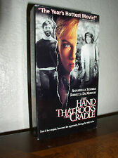 The Hand That Rocks the Cradle starring Annabella Sciorra, De Mornay (VHS, 1992)