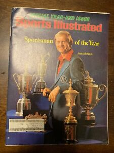 Sports Illustrated - Jack Nicklaus - December 25, 1978 -(M14A)