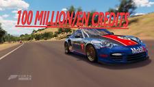 forza horizon 3 credits 100 million/millionen (pcx/xbox one)