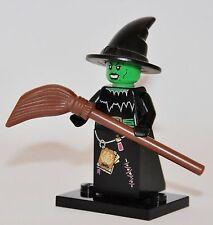 Lego Sammelfigur Serie 2 Hexe mit Besen Nr 4 8684