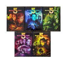 Babylon 5 complete series dvd Season 1 - 5