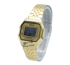 -Casio LA680WGA-9B Digital Watch Brand New & 100% Authentic