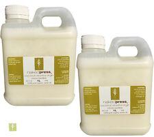 COCONUT OIL (FIJI) - COLD PRESSED (VIRGIN) - 100% ORGANIC - 1L x 2