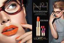 Loreal Colour Riche Lipcolour Lipstick, You Choose!