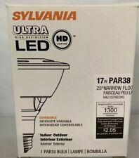 Sylvania ultra HD LED 17w PAR38 25* Narrow Flood