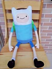 Adventure Time Finn The Felpa Muñeca The Adventurous con Human Mochila 20""