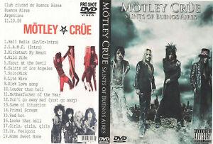 Motley Crue: Buenos Aires,Argentina 2008