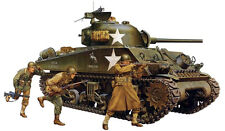 Tamiya 1/35 M4A3 Sherman Tank W/ 75MM Gun Late Production PLASTIC KIT 35250
