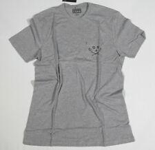 NUEVO All Star Converse Camiseta Camisa Para Hombres Chucks GRIS T. M 18 #469