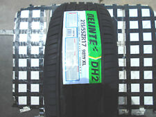 """2 NEW TIRES 215 55 17 DELINTE DH2 ALL-SEASON M&S 215/55ZR17"""" 50K RATED 98WXL"""
