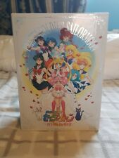 Anime DVDs Sailor Moon Japanese Collector's Movie Box Set (3 DVDs + Inserts)