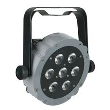 Showtec Compacto LED PAR Linterna 7 x CW/WW