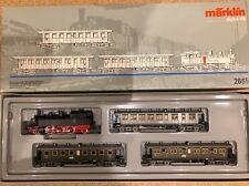 Märklin H0 2665  Zug-Set BR 75 Personenzug der DRG digital neuwertig