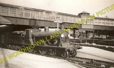 Fratton Railway Station Photo. Cosham - Portsmouth and Gosport Lines. (3)