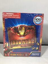 Marvel Iron Man 2 ~ 100 Piece Puzzle  **NEW**