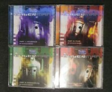 Doctor Who Cyberman Audio CD Series 1 Complete