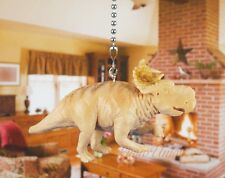 Walking With Dinosaurs Triceratops Fox Ceiling Fan Pull Light Lamp Chain K1101 B