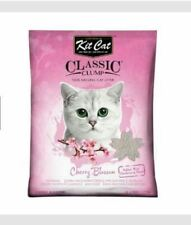 10L Kit Cat. Cat Litter Sand. KitCat - Cherry Blossom