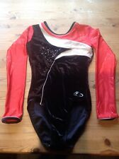 Girls Gymnastics leotard - ZONE - Size 32 UK
