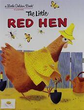 The Little Red Hen Little Golden Book