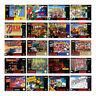 Die besten SNES / Super Nintendo / Super NES Spiele (nur Modul) (gebraucht)