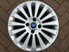 "Ford Fiesta Titanio MK6 MK7 16 "" Lega Ruota 8V21-1007-HA Originale OEM Parte #2"