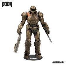 """Doom - Doom Slayer Bronze 7"""" Action Figure"""
