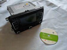 Original VW RNS 310 inkl. VW Navigationssoftware auf CD