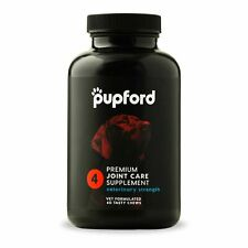 Pupford Premium Joint Care Supplement-Made with Glucosamine & Chondroiti 09/2020