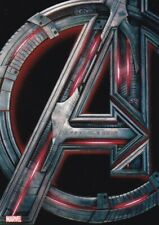 2015 Marvel Avengers Age of Ultron Trading Card, #90 Movie Credits