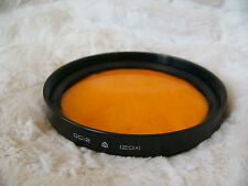 Ø120mm size M120x1 lens filter for MTO 1000 MINT OC12 120MM 120mm YELLOW ORANGE