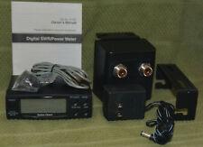 NOS Radio Shack MTA-20 Digital SWR Power Meter 21-527